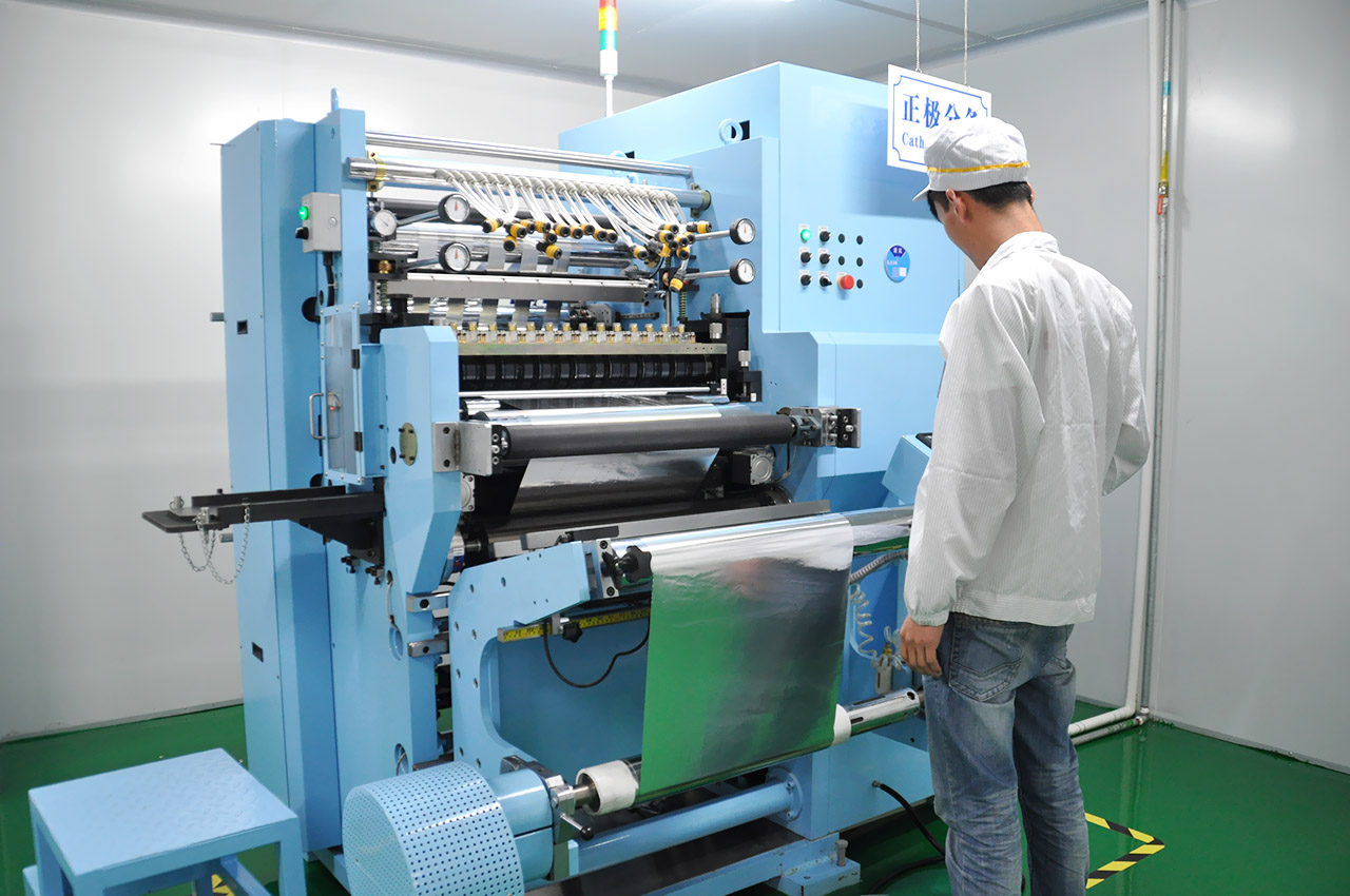 Automated Slitting